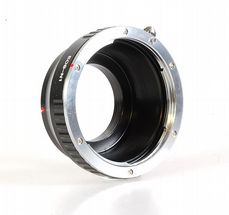 Canon EOS Lens to Nikon 1 Adaptor - Canon EOS Lens to Nikon 1 Camera Adaptor